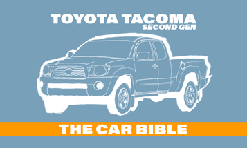 Toyota Tacoma: The Car Bible (Second Generation)