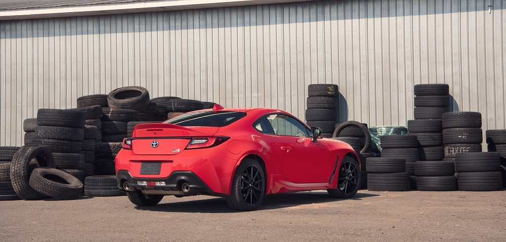 The New 2022 Toyota GR 86 Got All the Performance Tweaks It Really Needed