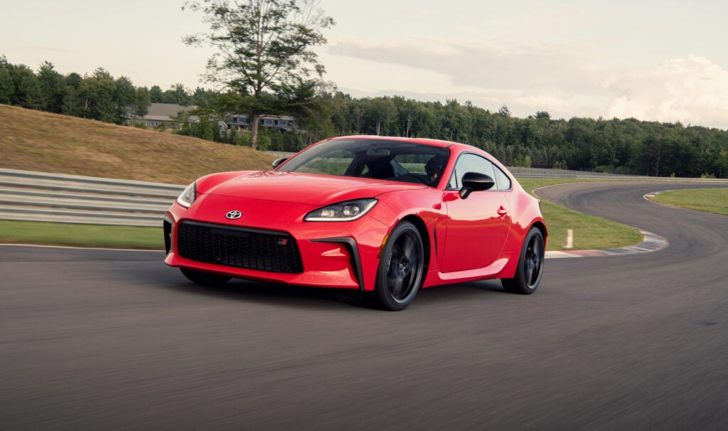 The 2022 Toyota GR 86 Sports Car: Experts Agree That It's Awesome