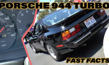Here's How You Tell a 1986 Porsche 944 Turbo From an '87