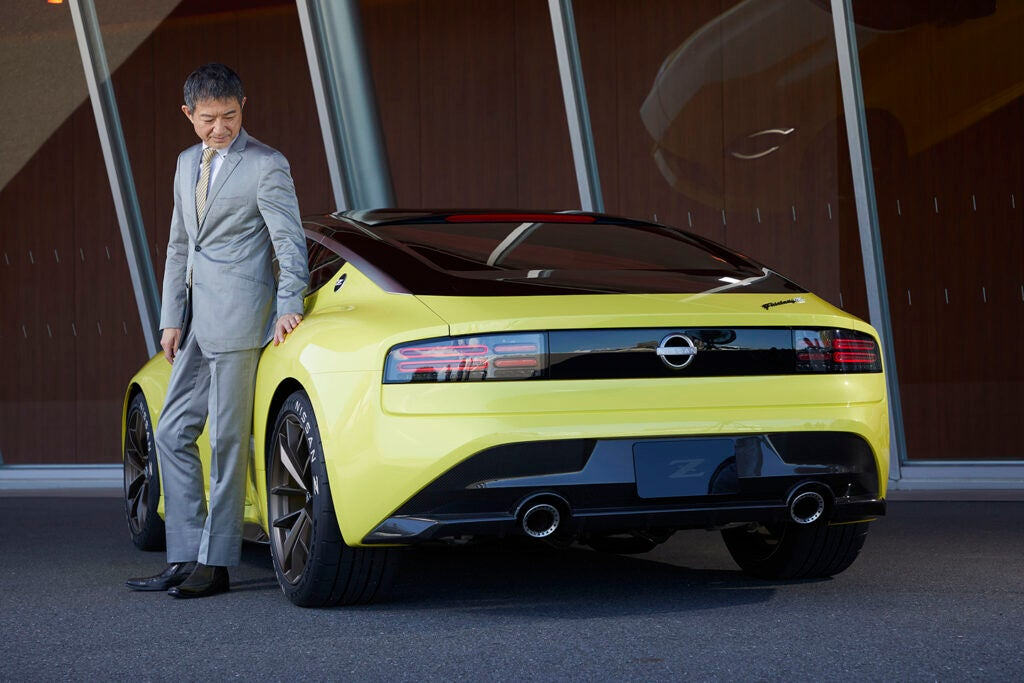 The 2023 Nissan Z's Chief Product Planner Hiroshi 'Mr. GT-R' Tamura Is a True Enthusiast