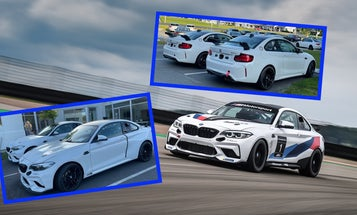 Poring Over a Random Encounter With BMW's Incredible M2 C2 Factory Race Car