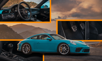 Balancing Life's Highs and Lows with a Porsche 911 GT3 Touring