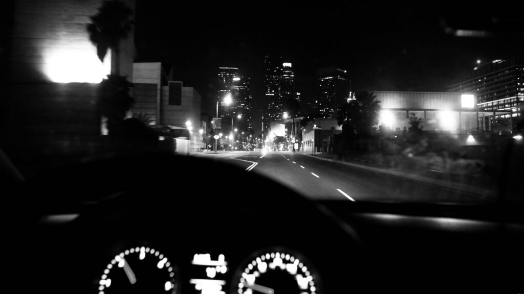 Sometimes a Night Drive Is All You Need
