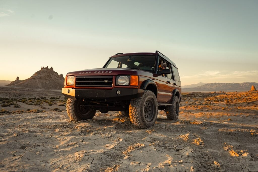 Revel Machines Land Rover Discovery