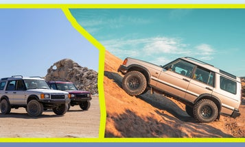 Old Land Rover Discoverys Are Getting High-End Restoration Treatment From Revel Machines