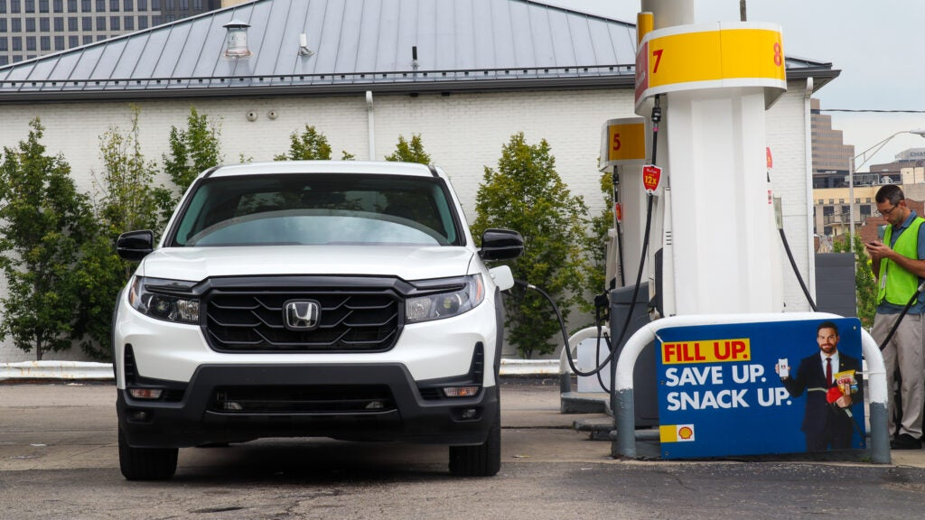 Towing With the Ridgeline Makes a Strong Case for a Traditional Truck
