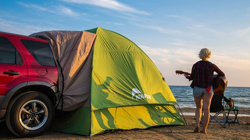 The Best SUV Tents