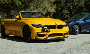 Sports Cars Could Look Good in School-Bus Yellow