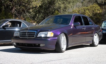 The Humble Mercedes W202 Remains One of My All-Time Favorite Car Designs