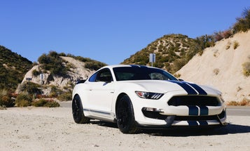 The Ford Mustang Shelby GT350 Really Is Best Appreciated on a Race Track