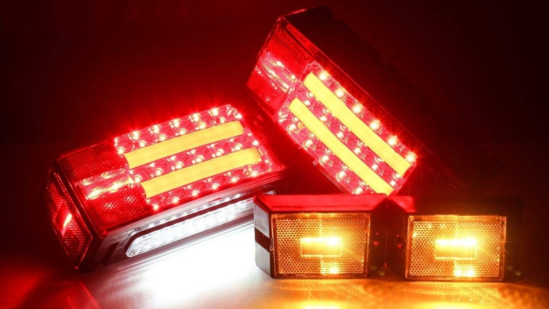 Best LED Trailer Lights: Be Visible to Others