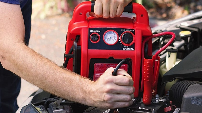 Best Portable Jump Starters: Power  Your Vehicle Quickly