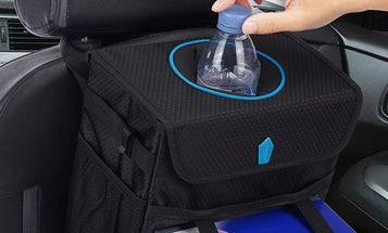 Best Car Trash Cans: Keep the Inside of Your Car From Looking Like a Landfill