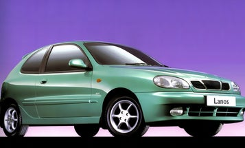 Why the Daewoo Lanos Wasn't Complete Crap (Kinda)