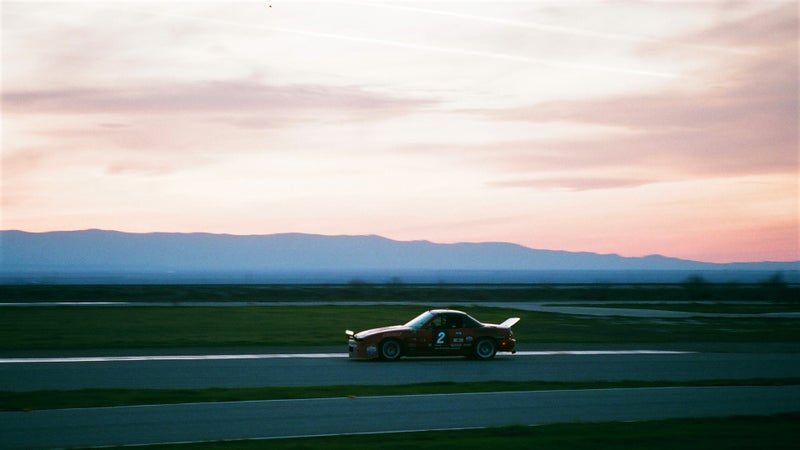 Racing Into the Sunset Is One of the Prettiest Parts of a 24-Hour Event