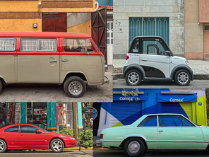 This Instagram Account Is a Look Into the Eclectic Mexican Car Market
