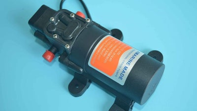 Best 12V RV Water Pumps: Get Quick Access to Water