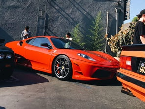 Cars and Coffees Are So Eclectic in SoCal
