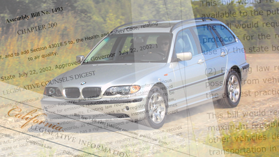 The Curious Case of the E46 BMW 325i SULEV and Its Junkyard Value