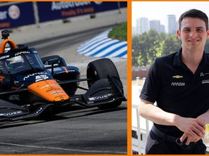 IndyCar Driver Pato O'Ward Talks Championships, Driving Techniques, and Bucket Lists