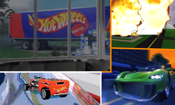 Hot Wheels Made Some Simple Video Games in the 2000s That I Still Think About