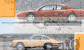 Let's Talk About Those Weird Clutchless Manual Gearboxes From Ferrari and Porsche