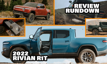 The 2022 Rivian R1T Makes A Strong Argument For The Brave New EV World