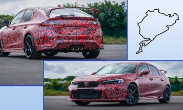 The 2023 Honda Civic Type R's Wild Wing: How Do We Feel About This?