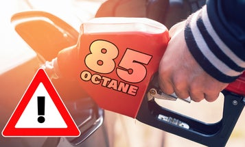 Engineering Explained Stopped Me From Screwing Up a Rental Car's Engine With 85 Octane Gas