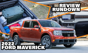 The 2022 Ford Maverick Is Filling an Old Ranger-Sized Hole in Reviewers' Hearts