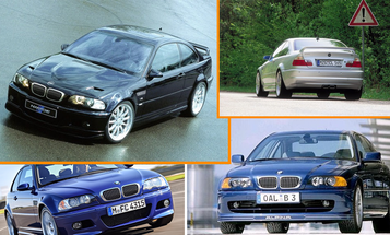 These Obscure E46 BMWs Might Be Cooler Than the Mighty M3