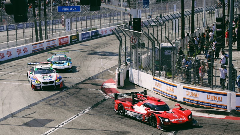 Up-Close Action Is What Makes the Long Beach Grand Prix So Brilliant
