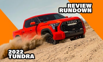 2022 Toyota Tundra Review Rundown: Big Improvements in Comfort and Control