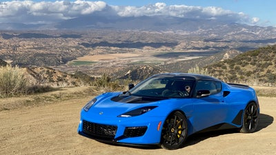 This Blue Lotus Evora GT Helped Spark a New Friendship