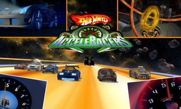 Remembering The Campy Magic of Hot Wheels: AcceleRacers