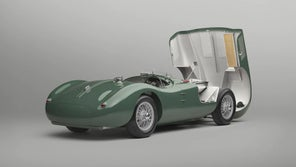 You Can Configure a 'New' 1953 Jaguar C-Type Online Here and It's Very Pleasing