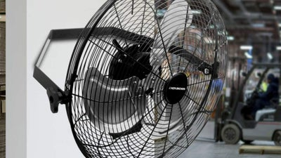 The Best Wall Fans: Stay Cool in Your Garage or Workshop