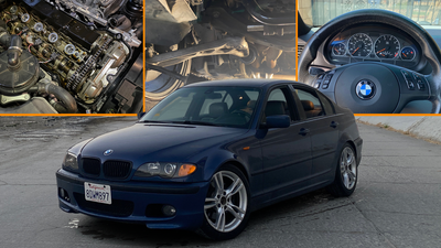All the Parts That a BMW 330i ZHP Shares With a Normal E46 Sport Package
